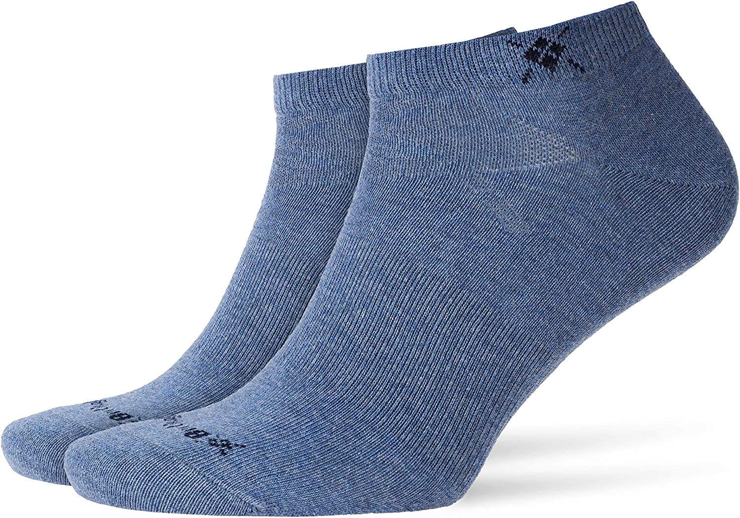 Falke Everyday 2-Pack Calcetines, Hombre