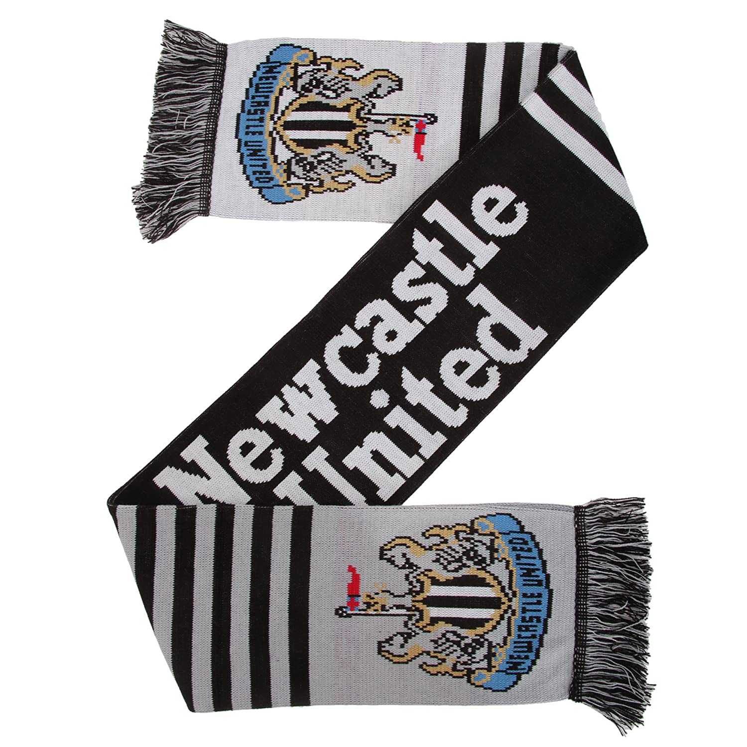 Newcastle United Wordmark Scarf