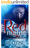 Red Night: A Paranormal Romance Mystery (Vampire Files Trilogy Book 1)
