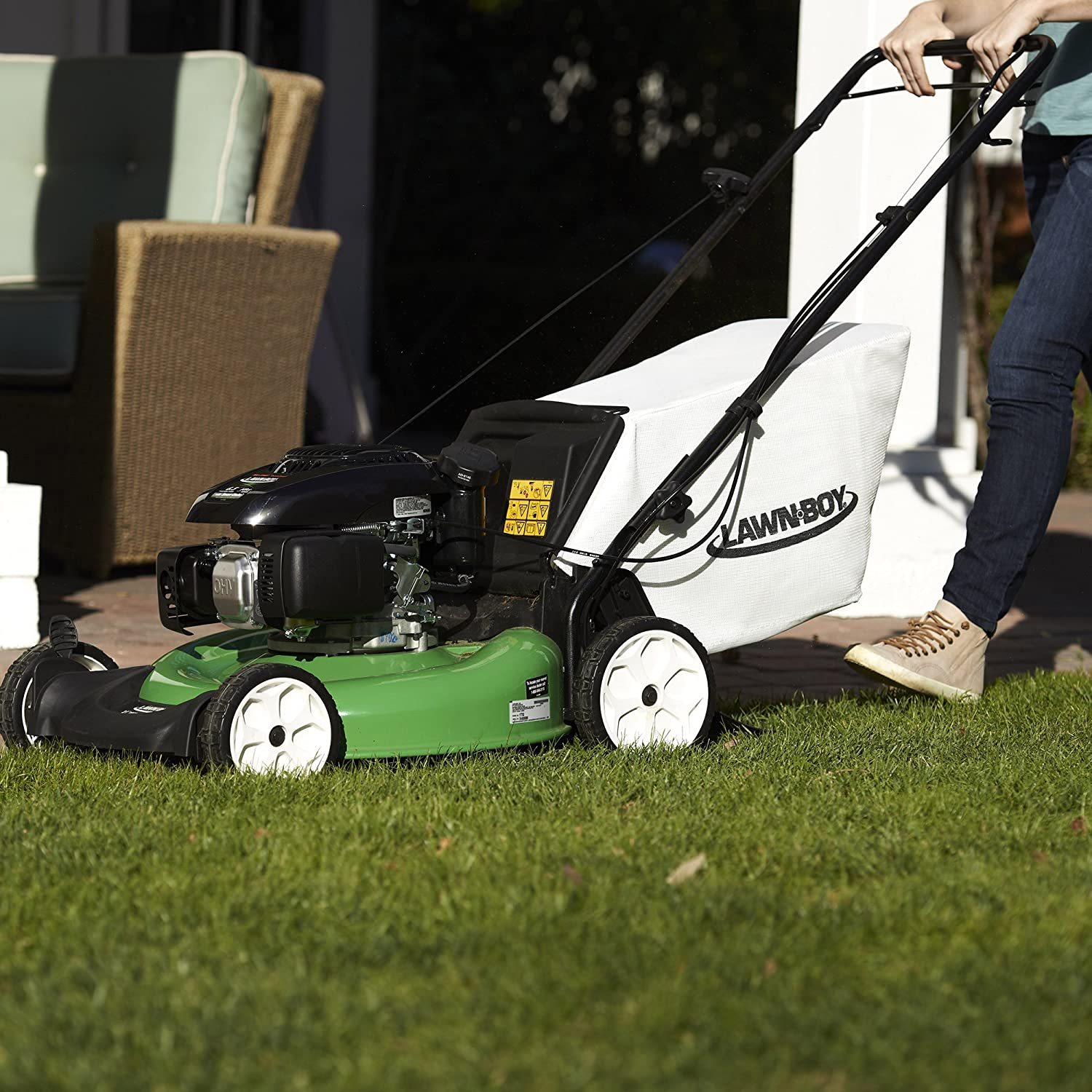 lawn-boy 17732 reviews