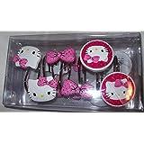 Amazon Com 1 X Hello Kitty On Telephone Shower Curtain