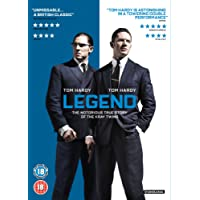 Legend [DVD] [2015]
