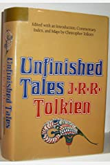Unfinished Tales of Numenor and Middle-earth Hardcover