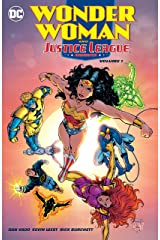 Wonder Woman & the Justice League America Vol. 1 (Justice League of America (1987-1996)) Kindle Edition