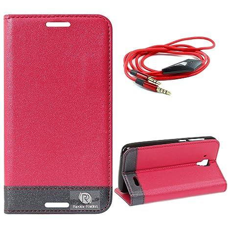 online store 47cb3 03d24 DMG Lenovo A536 Flip Cover, DMG PRaiders Premium: Amazon.in: Electronics