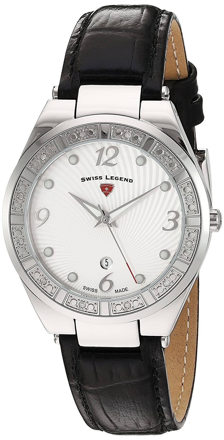 Swiss Legend Damen-Armbanduhr SL-10220SM-02