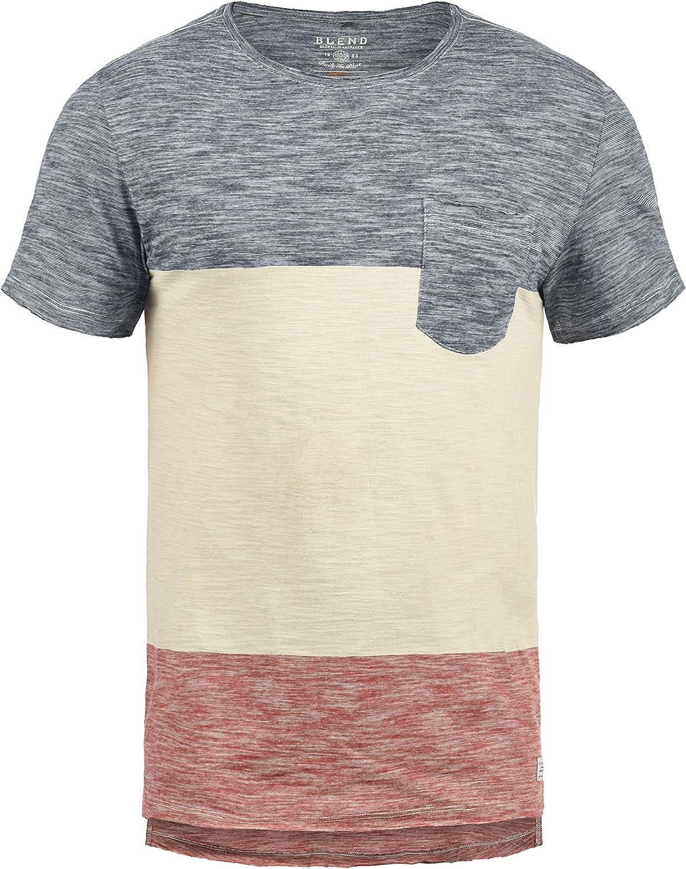 BLEND Johannes - Camiseta para Hombre: Amazon.es: Ropa y accesorios