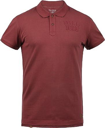 BLEND Tadeus - Camisa Polo para Hombre: Amazon.es: Ropa y accesorios
