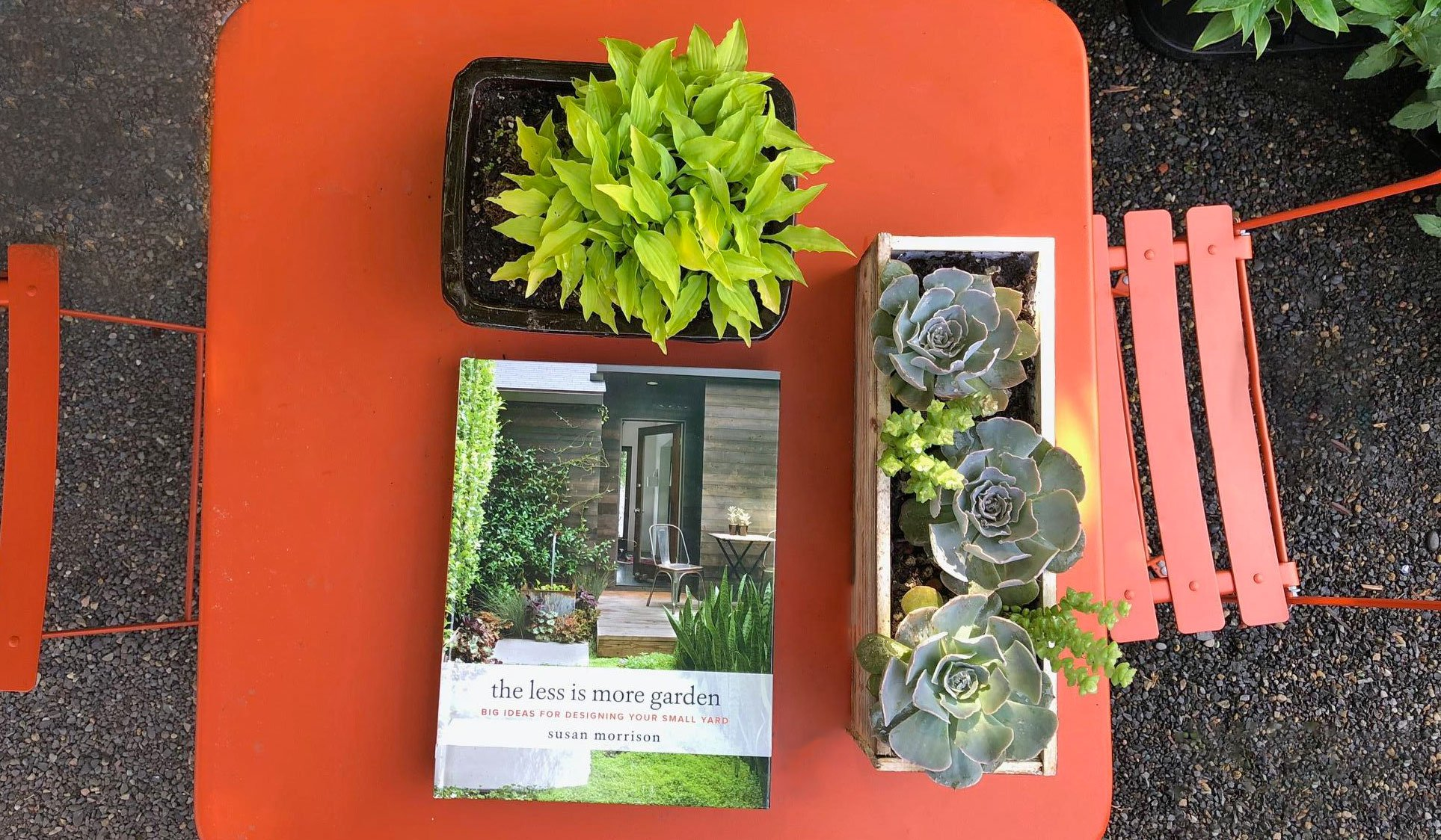 Good The Less Is More Garden: Big Ideas For Designing Your Small Yard: Susan  Morrison: 9781604697919: Amazon.com: Books