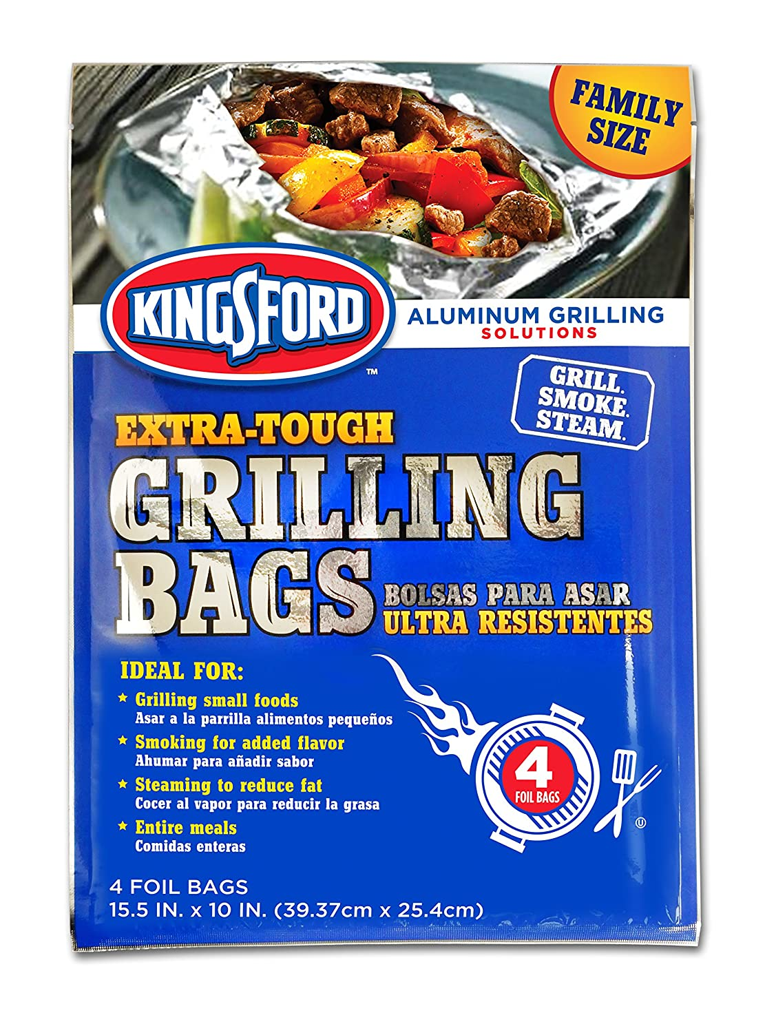 Amazon.com : Kingsford 4 Count Extra Tough All-Purpose ...