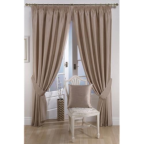 Ready Made Curtains Amazon Co Uk
