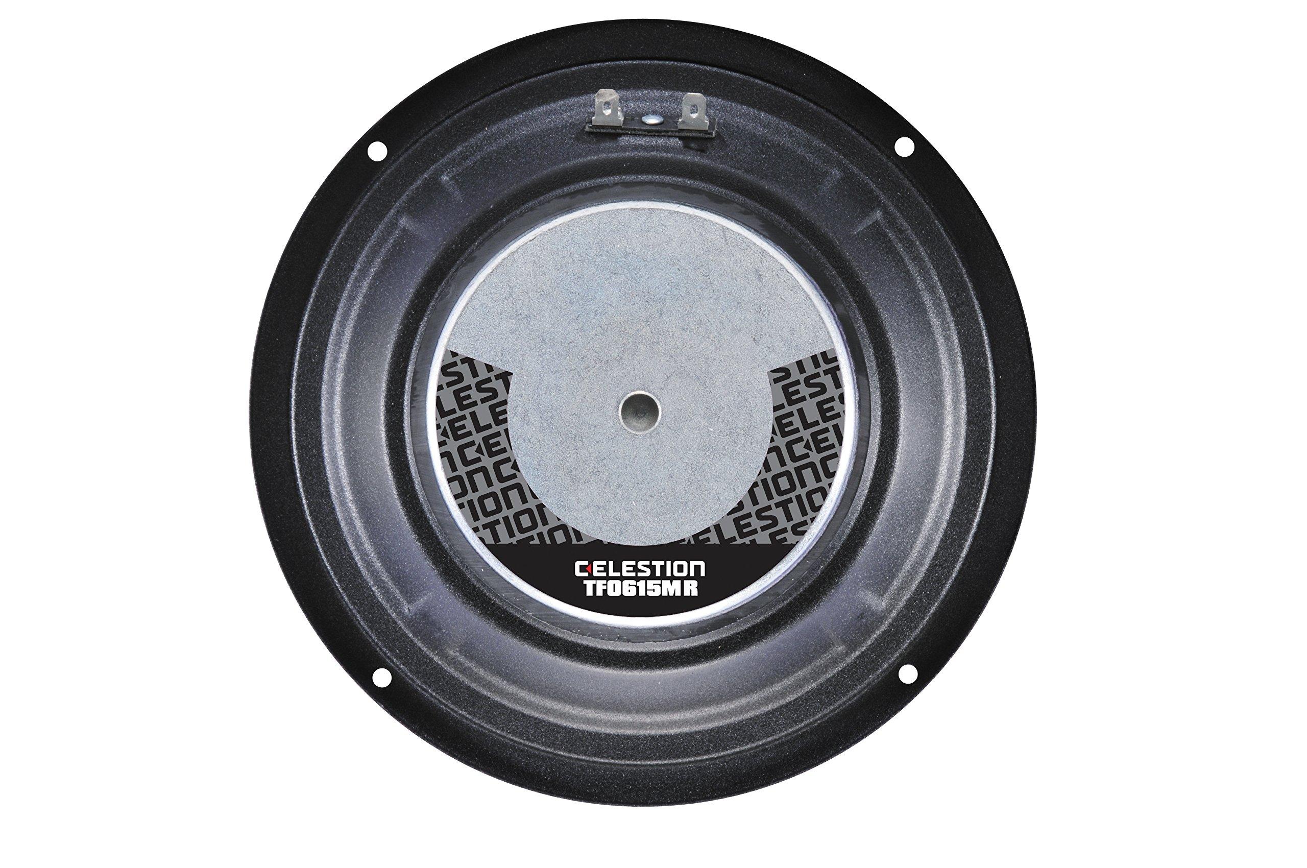 Celestion TF 0615MR 50 Watt Raw Frame Speaker, 8 Ohm, 6 inch
