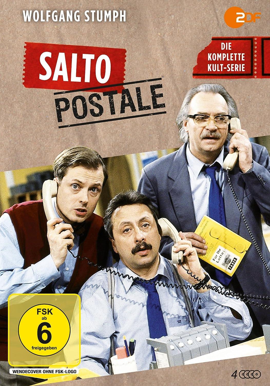 Salto Postale 4 Dvds Amazonde Wolfgang Stumph Achim