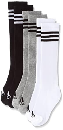 adidas 3s Knee HC 3pp Calcetines, Hombre