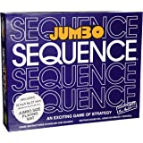 Jax Jumbo Sequence Strategic Board Game for Kids