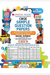 Oswaal CBSE Sample Question Paper Class 10 Social Science Book (For March 2020 Exam) Paperback