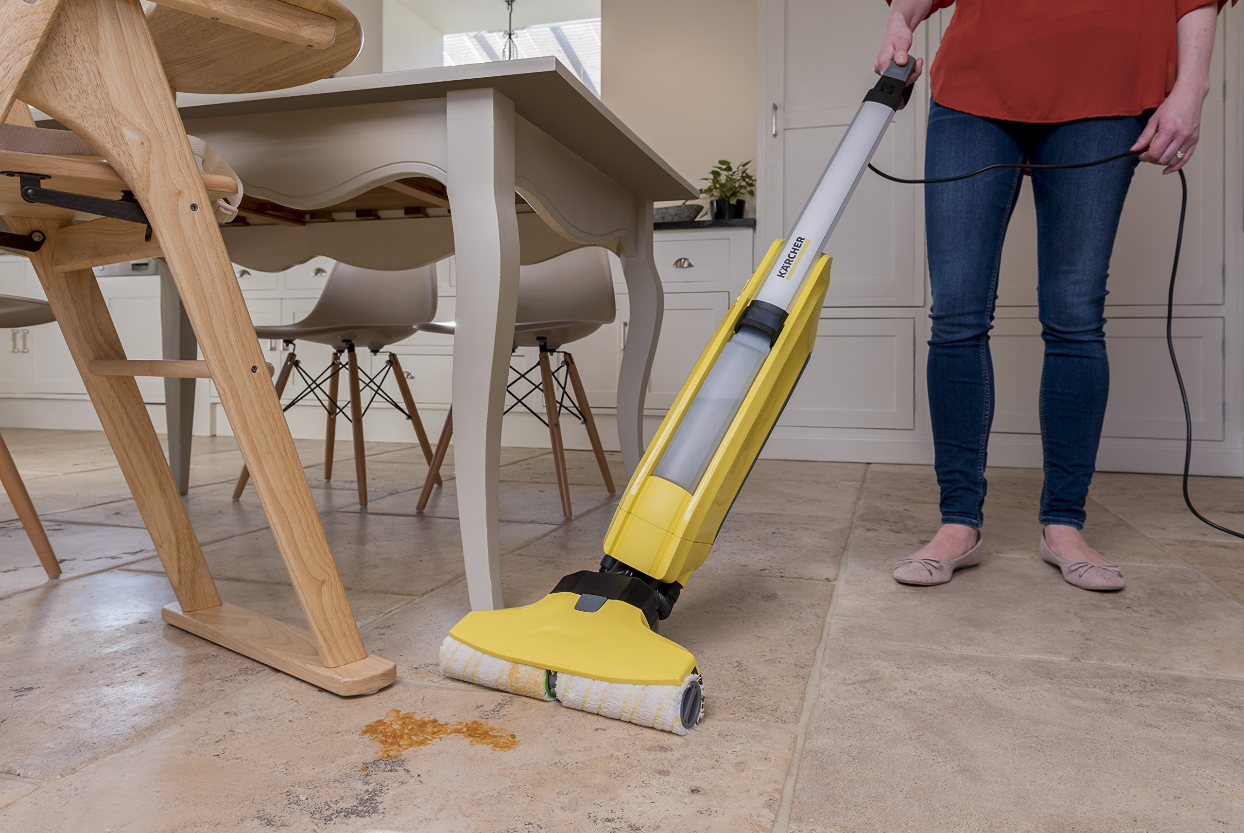 KARCHER FC5 Hard Floor Cleaner - Yellow by Karcher (Image #11)