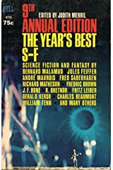 9th ANNUAL EDITION THE YEAR'S BEST S-F Mass Market Paperback