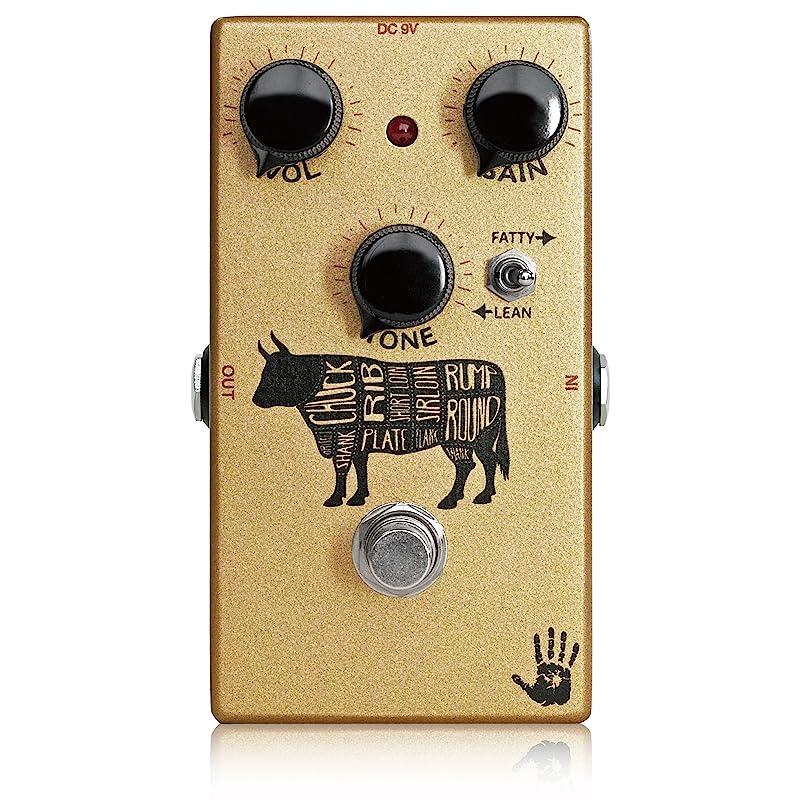 Mojo Hand Fx Sacred Cow Overdrive