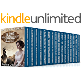 Mail Order Bride: 16 Book Mega Mail Order Bride Box Set (Clean and Wholesome Western Historical Romance): Also Included:A Never Before Released Book