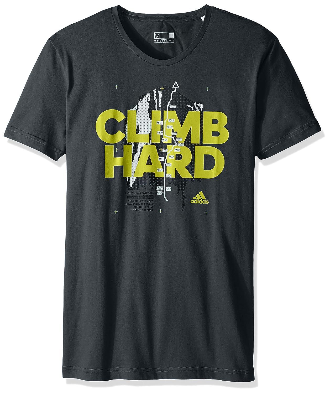 Adidas Outdoor Herren Hard T Shirt: : Sport & Freizeit
