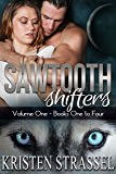 Sawtooth Shifters Boxed Set Books 1-4