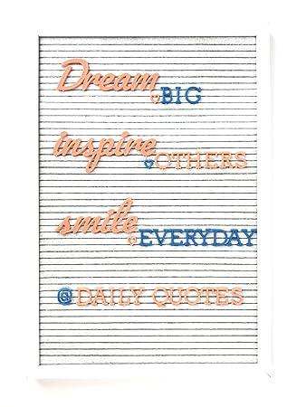 Amazon Coral Blue Premium Colored Typewriter Brush Script