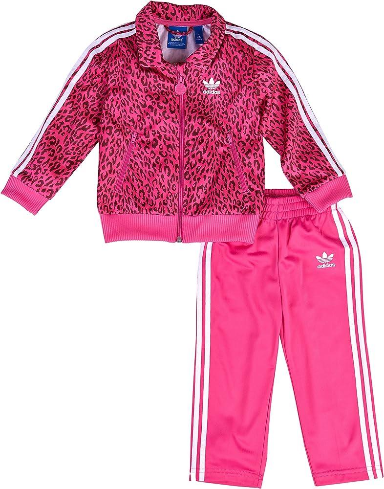 adidas Trainingsanzug Cheetah Firebird - Chándal para niña, Color ...