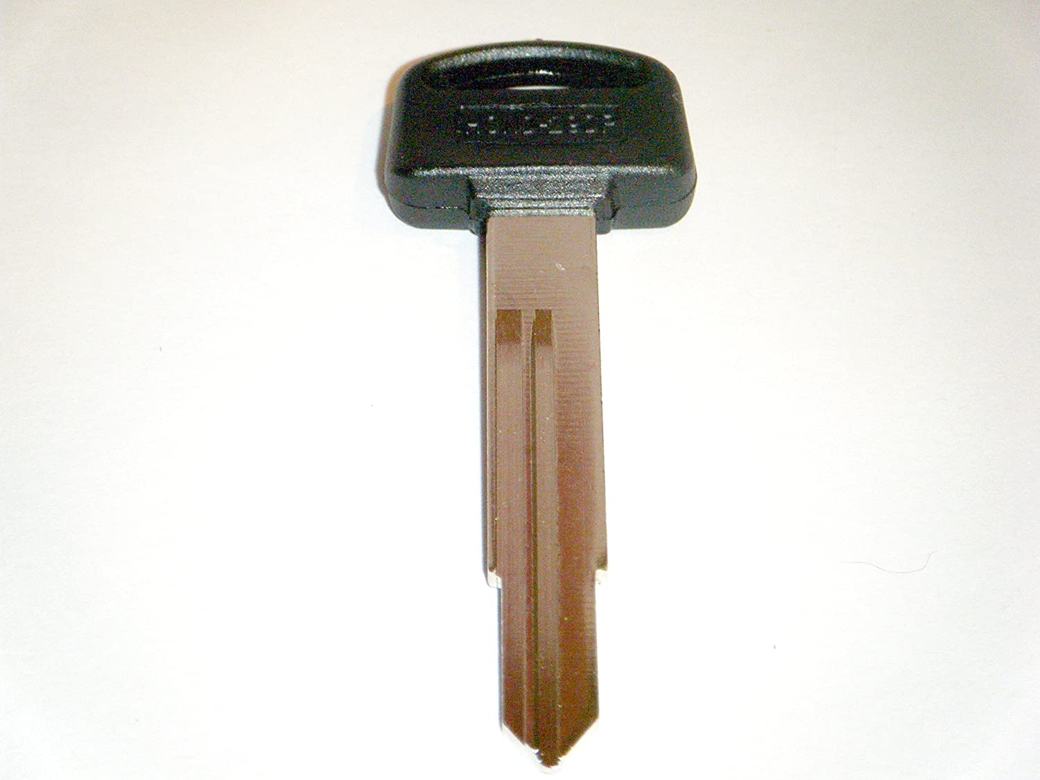 Key blank for Honda Ruckus and Metropolitan Scooter Left