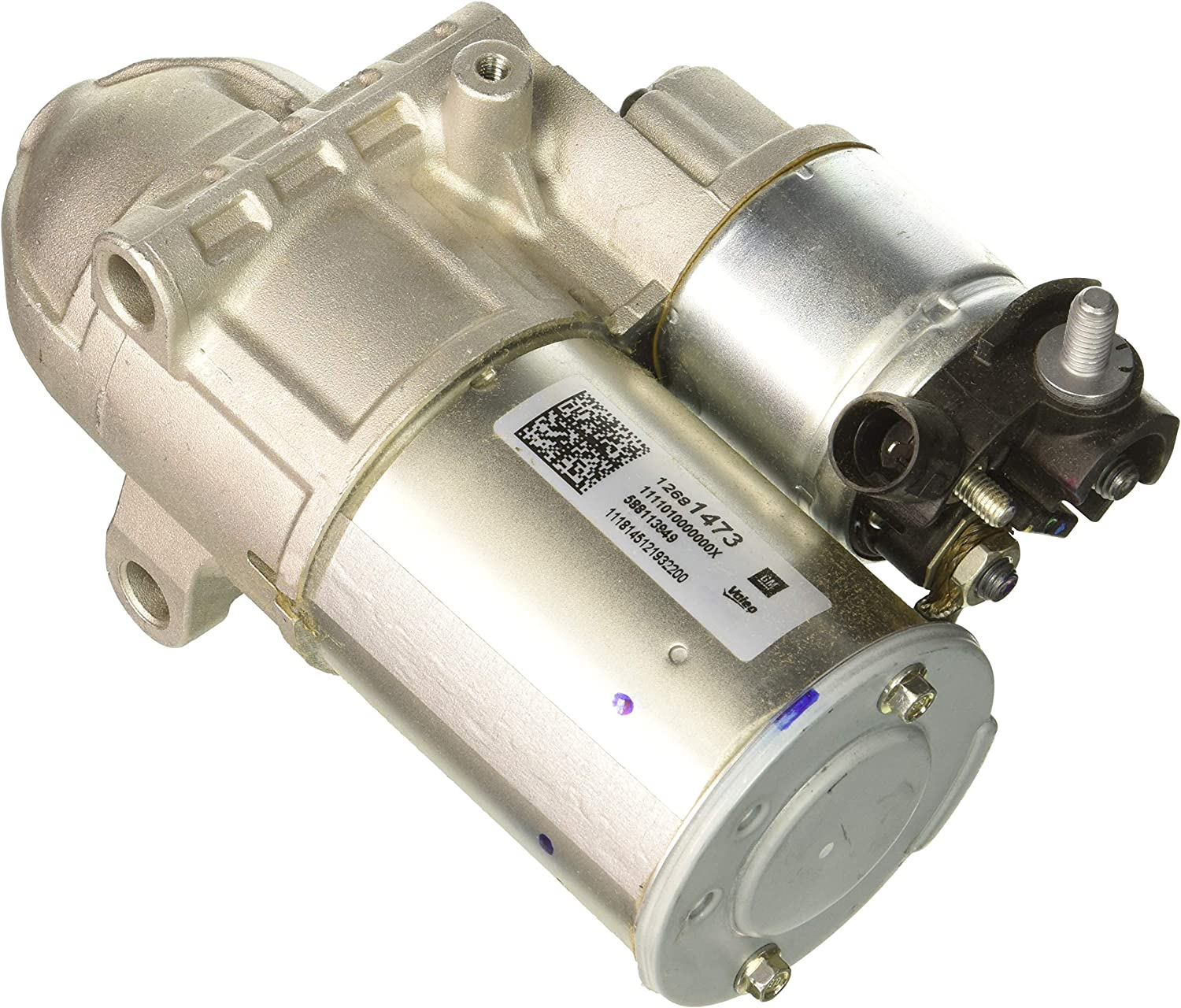 ACDelco 12681473 GM Original Equipment Starter Motor