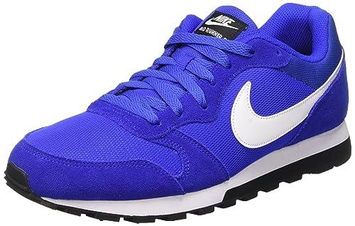 Uomo blue Md Blu 47 Eu Scarpe Amazon Runner Nike 2 Stringate pPnOqXBB