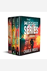 The Mission Series: Books 1-3 Boxset collection (David Avivi Thriller box set Book 1) Kindle Edition