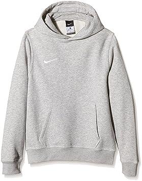69dacc316b Nike Jeune Unisexe Pull à capuche Team Club , Gris (Grey Heather/football  White ...