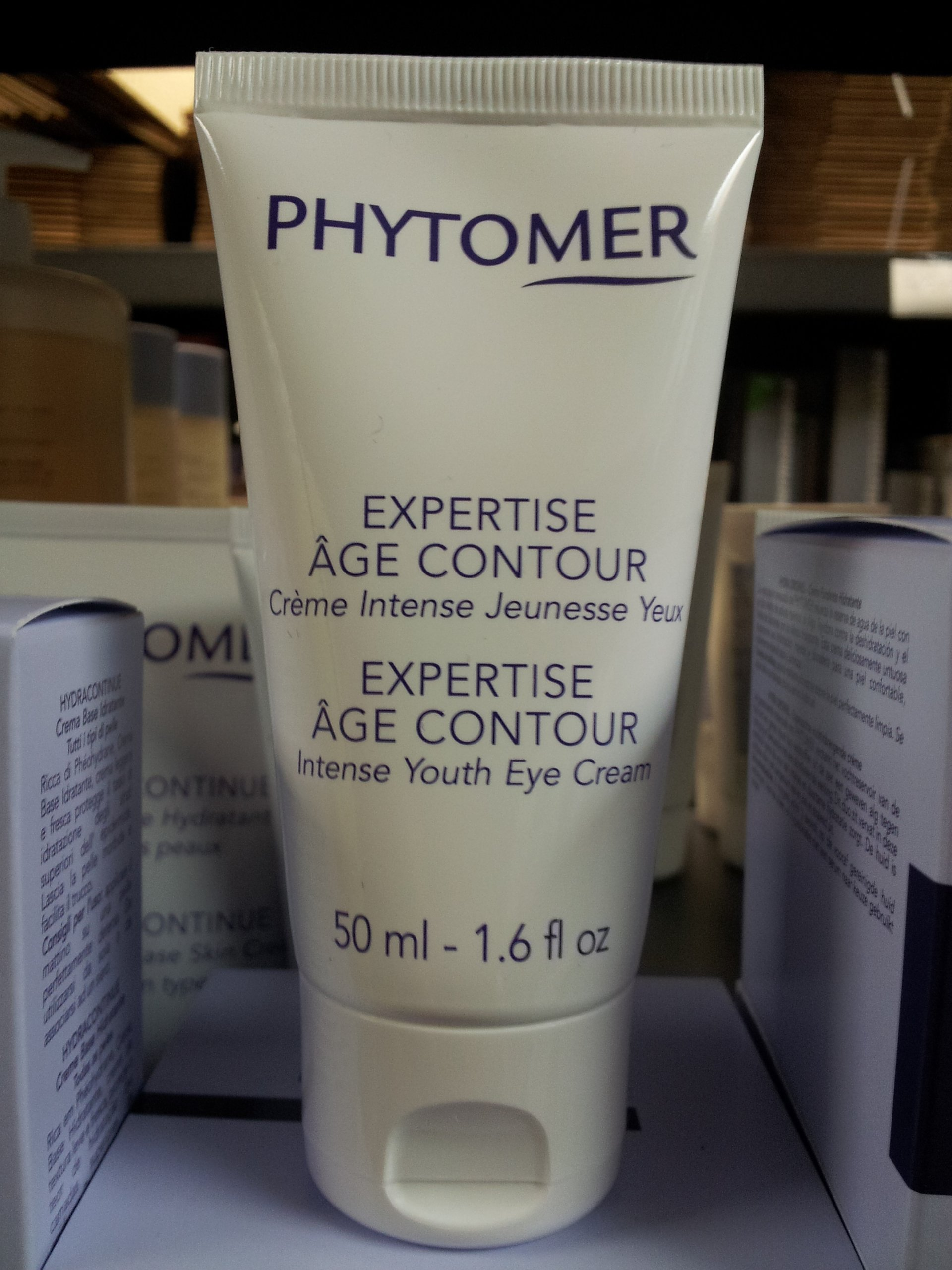 Phytomer Expertise Age Contour Intense Youth Cream
