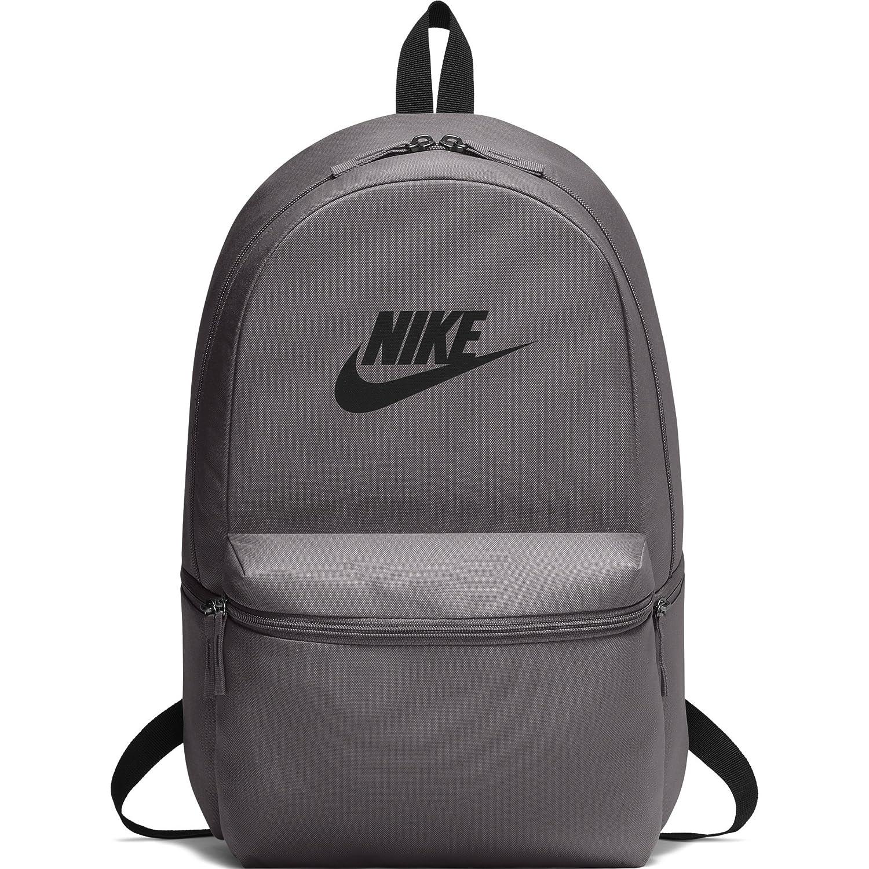 6bcb77a94 Amazon.com: NIKE Heritage Backpack, Black/Black/Anthracite, One Size: Nike:  Clothing
