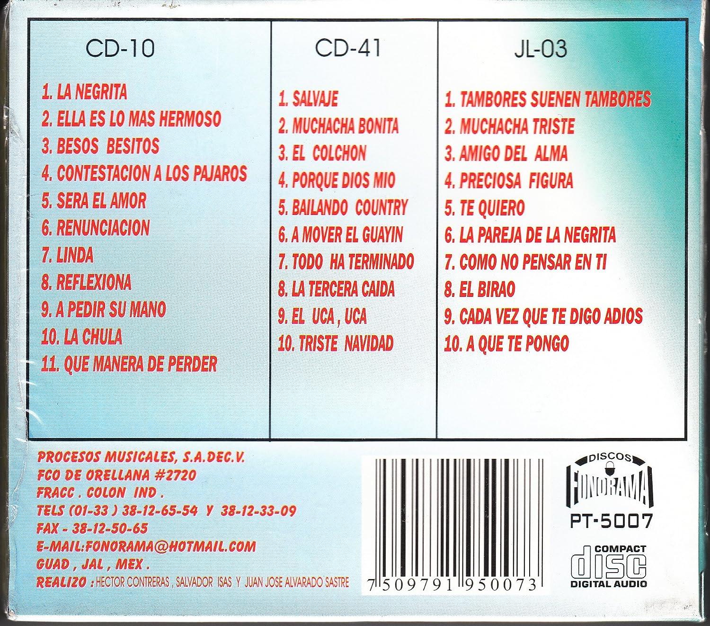 Banda Pelillos Coleccion Del Recuerdo Box Set 3CD VOL 2 - Banda Pelillos Coleccion Del Recuerdo Box Set 3CD VOL 2 - Amazon.com Music