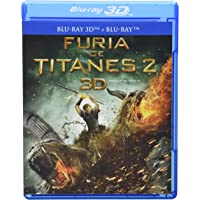 Furia de Titanes, Parte 2 [Blu-ray]