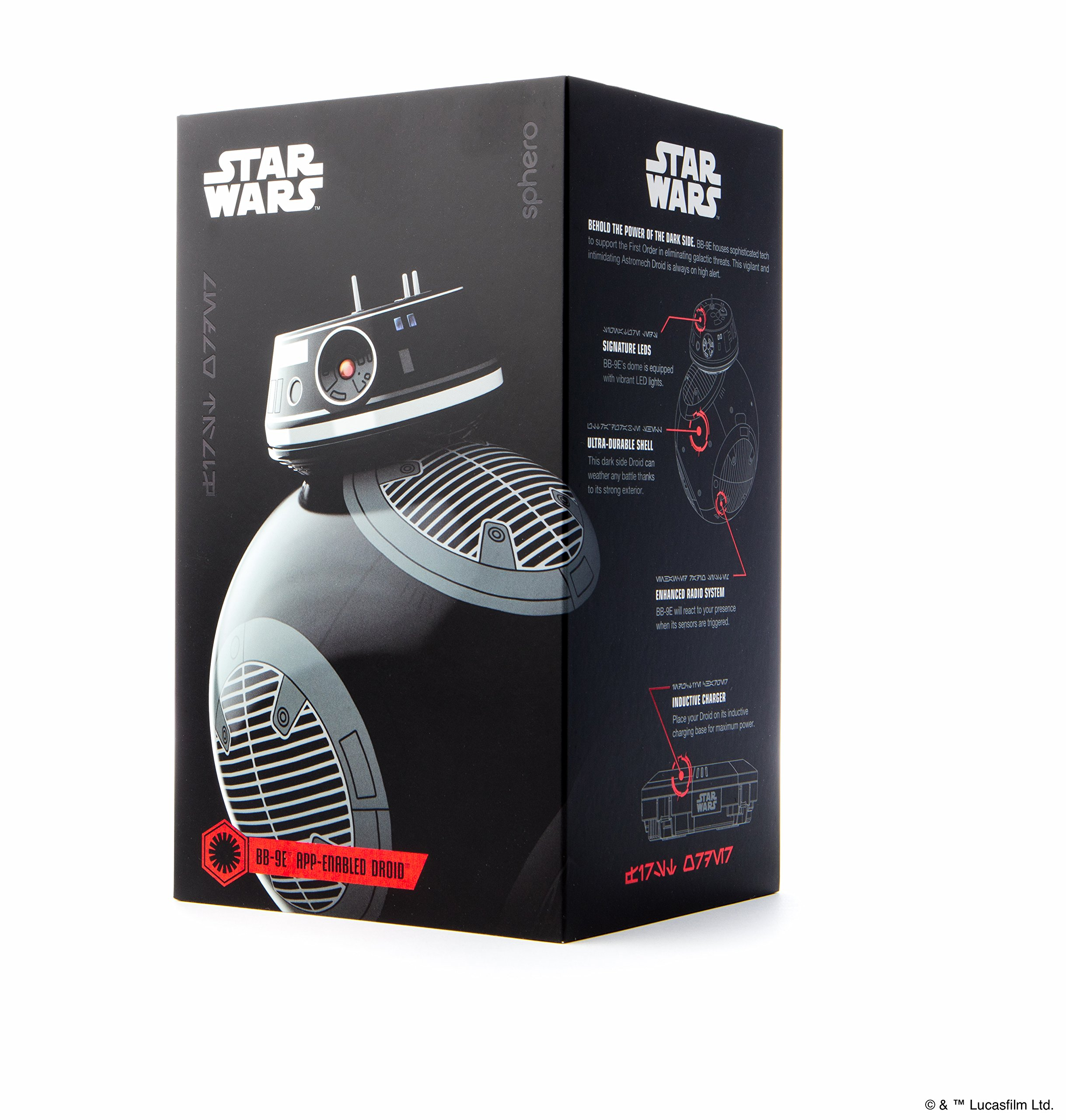BB-9E App-Enabled Droid with Trainer by Sphero (Image #10)