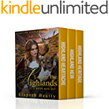 Love in the Highlands 3 Book Box Set