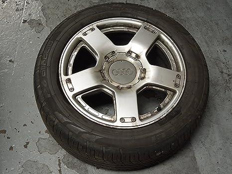 Audi A6 C5 Allroad doble continúa rueda de aleación de 17 ...