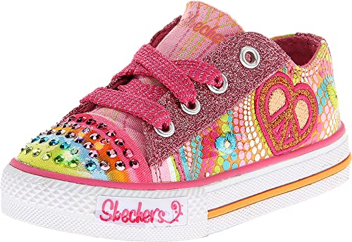 skechers twinkle toes lights not working