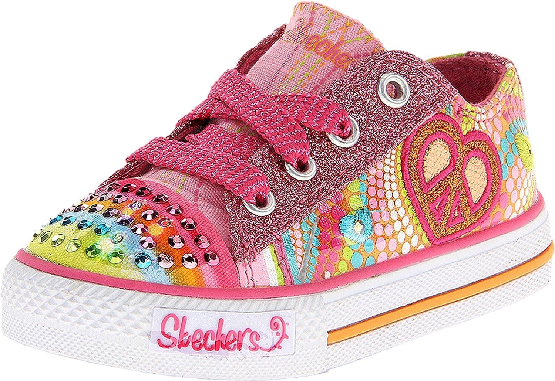 skechers twinkle toes clearance