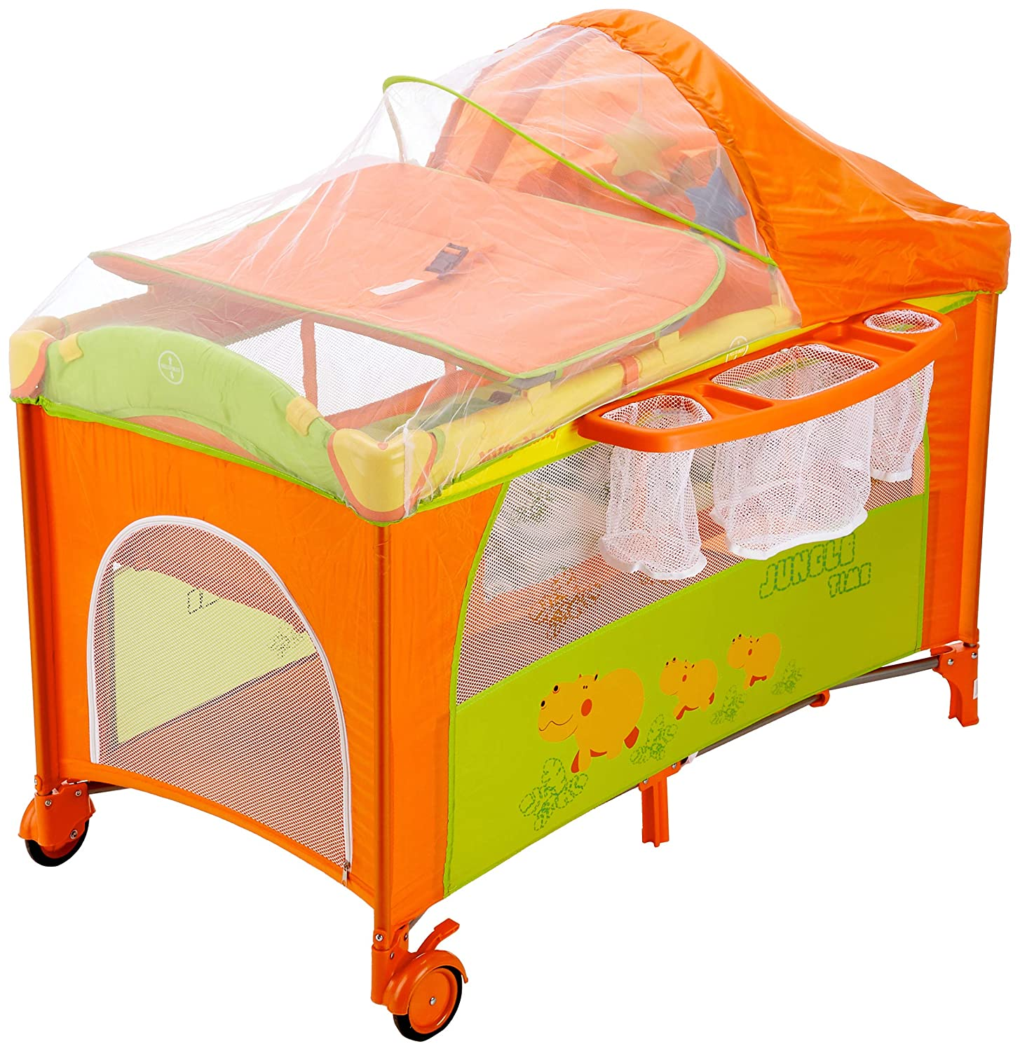 Gris Milly Mally 0172/Viaje Cama Infantil Mirage Deluxe