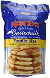 Can you make biscuits out of krusteaz pancake mix
