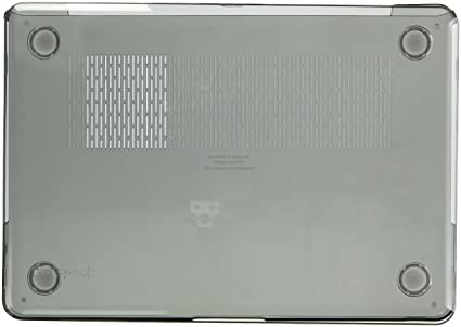 online store 13f10 a122e Speck Products SmartShell Case for MacBook Pro, 13-Inch, Nickel Grey - Not  for Retina Macbook