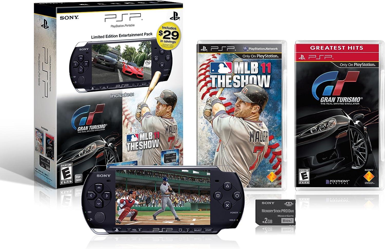 Amazon com: PlayStation Portable Limited Edition MLB 11