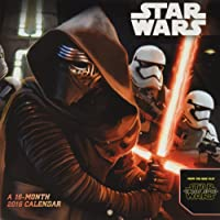 Star Wars Episode VII 2016 Mini Calendar