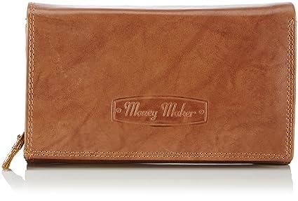 Money Maker 12135B Money Maker - Monederos para mujer, color natur, talla one size