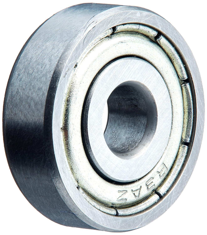 Edess/ö Ball-bearing 15.88x4.76x5 mm with ring Edessö 134001504