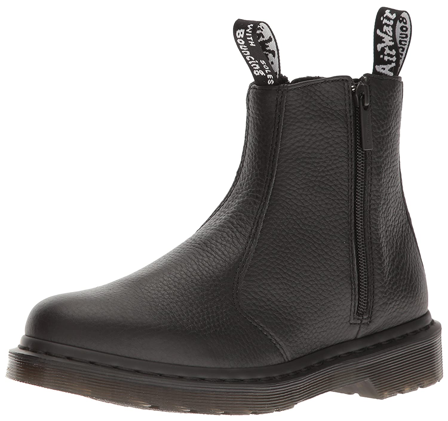 ca593b715be Dr. Martens Women s 2976 W Zips Chelsea Boots  Amazon.co.uk  Shoes   Bags